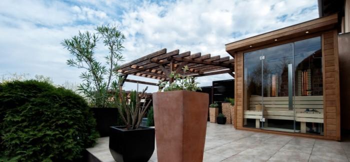 Kouzlo venkovní sauny