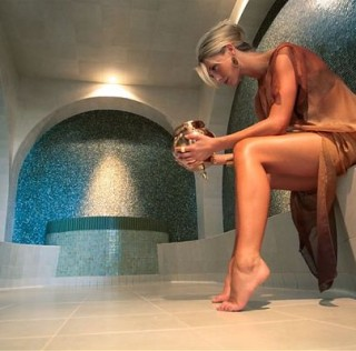 Dopřávejte si parní saunu