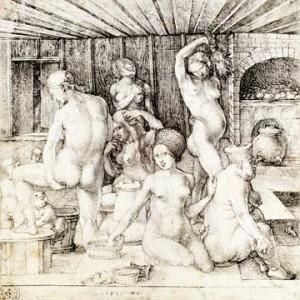 Historie finské sauny