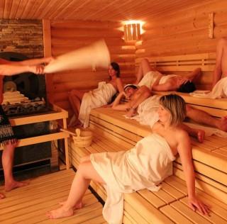Poznejte saunovací rituál