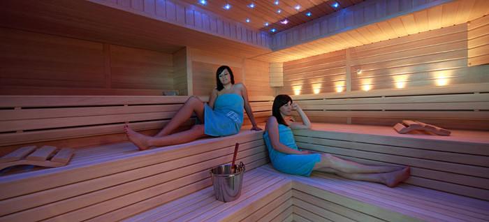 Jaké vybrat osvětlení do sauny?