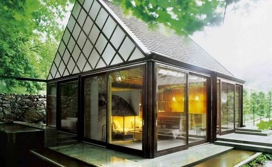 Saunový domek: Řešení i pro vaši zahradu