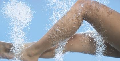 vodní masáž