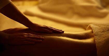 brussova masáž