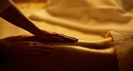 V čem spočívá Breussova masáž