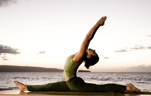 Power jóga: Zkuste dynamičtější jógu