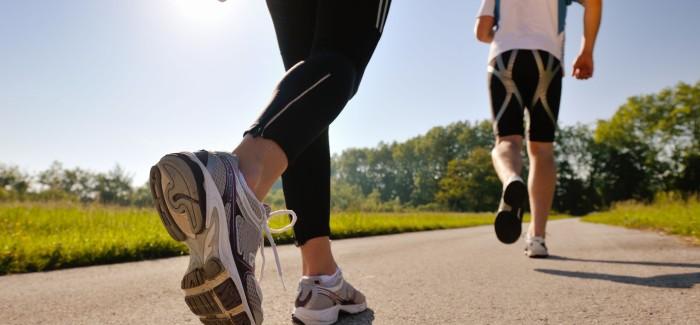 Zkuste jogging