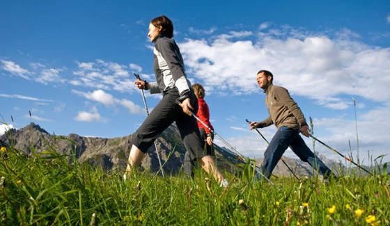 Nordic walking: Pohybová aktivita pro každého