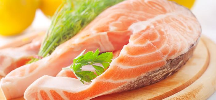 Nezapomínejte ve svém jídelníčku na ryby
